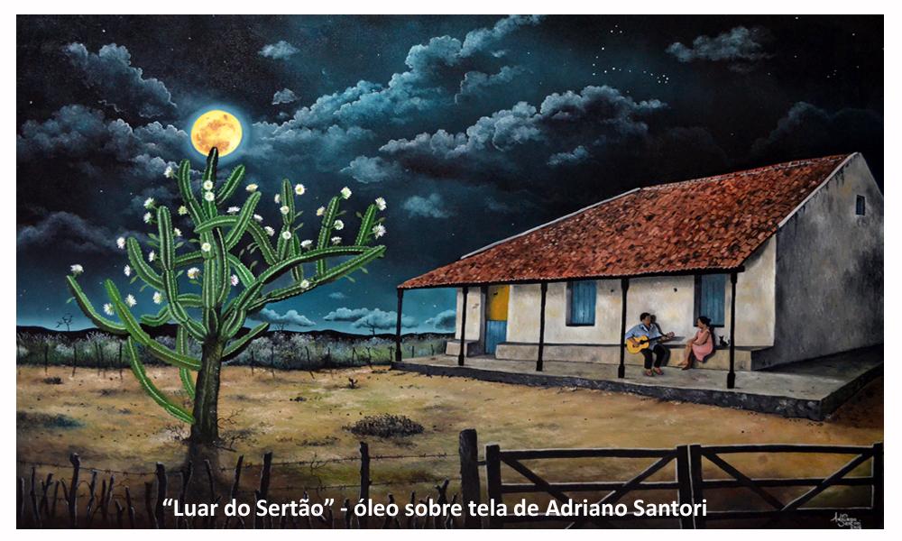 Luar do Sertão Adriano Santori